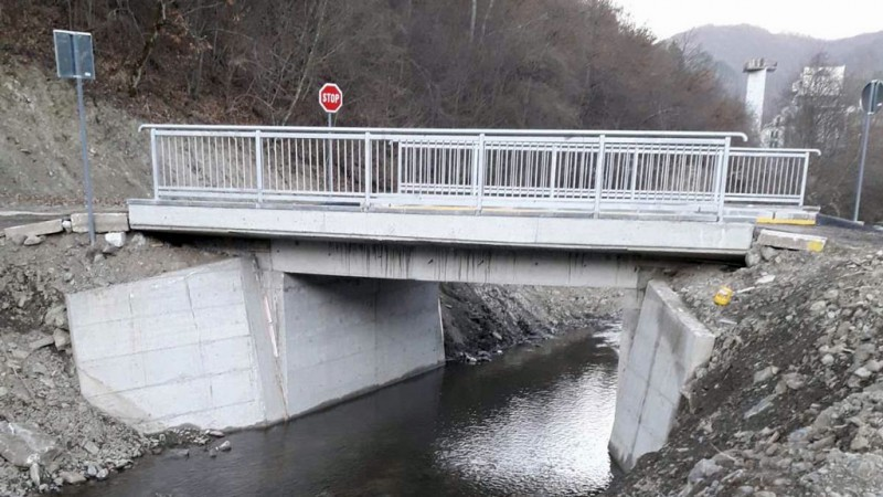 Куршумлијска Бања: Коначно мост преко Бањске реке који спаја 7 села
