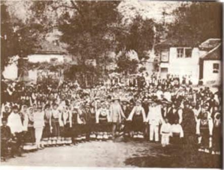 Црнотравске легенде: Србин и Турчин