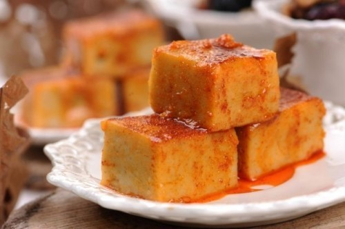 Stari recepti iz Niša :  Posne pihtije od boba