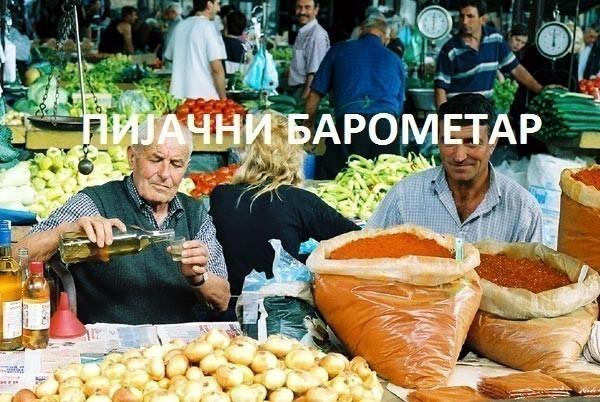Pijačni barometar: Cene na pijacama u Nišu za 1. april 2017.