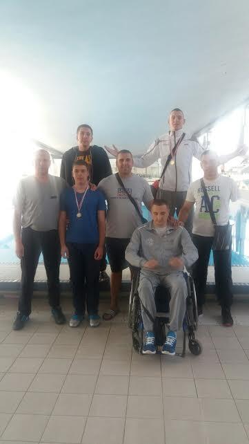 Нишки пливачи са инвалидитетом освојили девет медаља