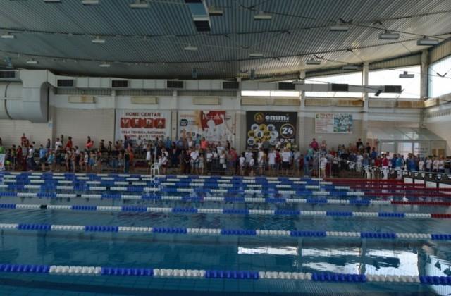 Републичко такмичење пионира у пливању у Лесковцу