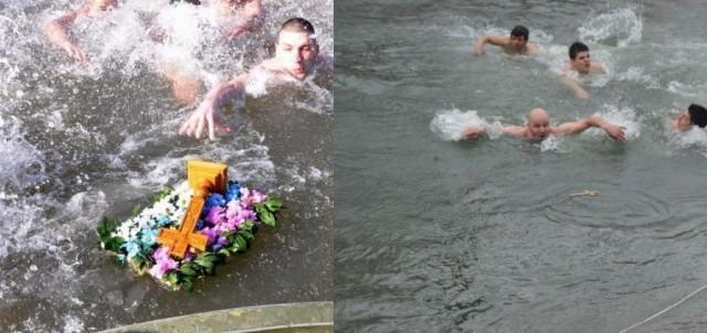 Leskovac - Prokuplje: Plivanje za časni krst u Južnoj Moravi i Toplici