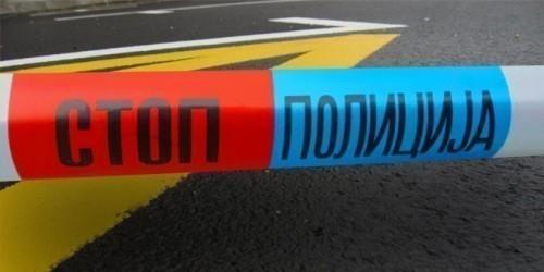 Запалило се возило у покрету на ауто-путу код Дражевца