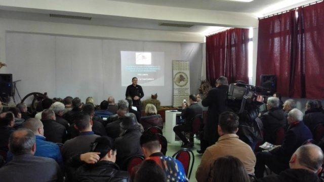 Лесковац: Зимска школа за пољопривреднике
