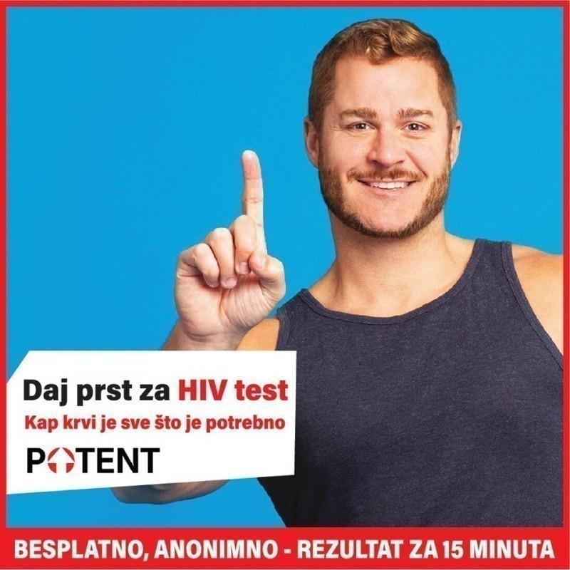 У сусрет Светском дану борбе против сиде: И Нишлијама доступно брзо тестирање на ХИВ