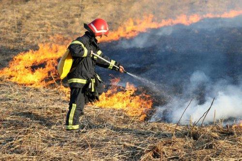 Toplica: Juče osam požara na otvorenom