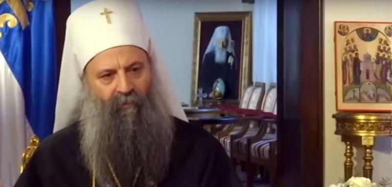 Patrijarh Porfirije obavlja dužnosti, pridržava se preporuka i zahvaljuje svima koji se brinu za njegovo zdravlje
