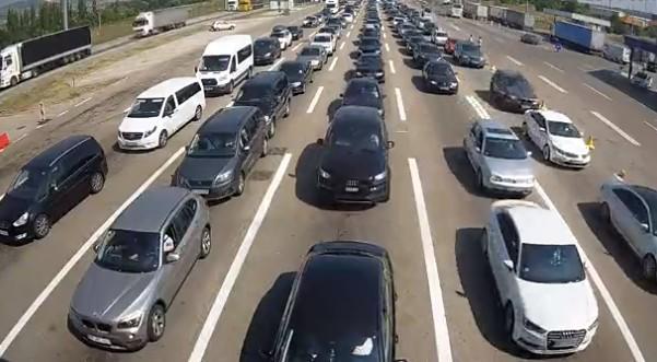 Прешево, излаз из Србије 20.јул 2019.