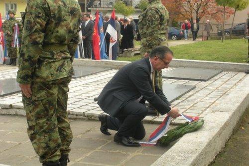 Niš: Sećanje na žrtve Velikog rata