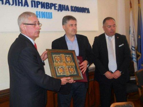РПК Ниш наградила успешне привреднике и фирме