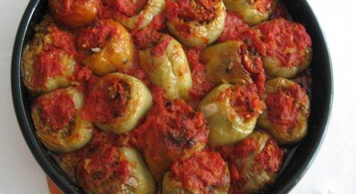 Punjene mlade paprike sa mesom, Foto: www.coolinarika.com