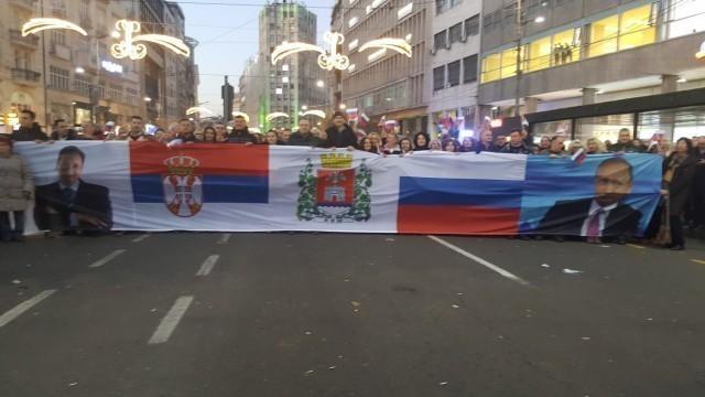 Атмосфера на улицама Београда, Фото: Јужна Србија