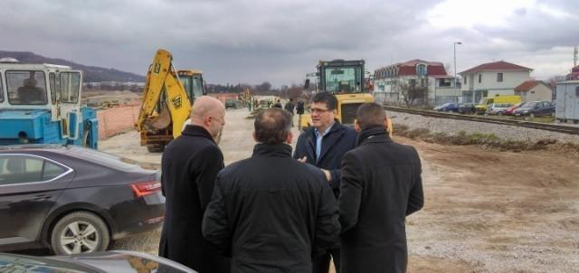 Напредак инфраструктуре код нове фабрике Цумтобел