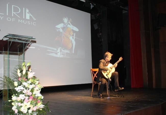 Шпански гитариста Рафаел Сералет одушевио Врањанце