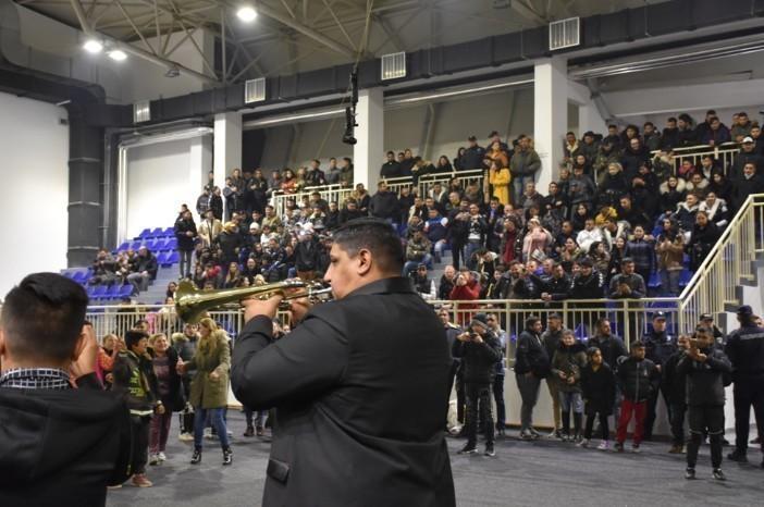 Ромска музика увеселила Лесковчане пред празник