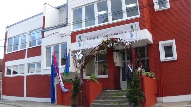 Otvoren Romski centar u Nišu