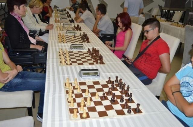Šahovski turnir Udruženja distrofičara Jablaničkog okruga