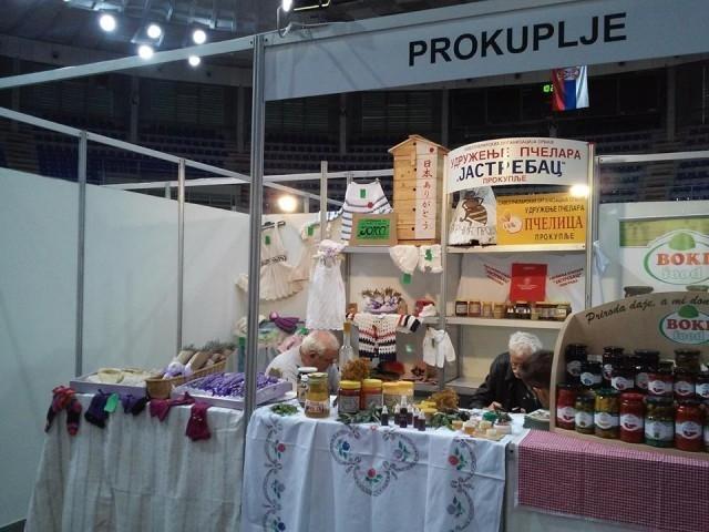 Прокупачки предузетници успешно представили своје производе на Сајму привреде и предузетништва у Нишу