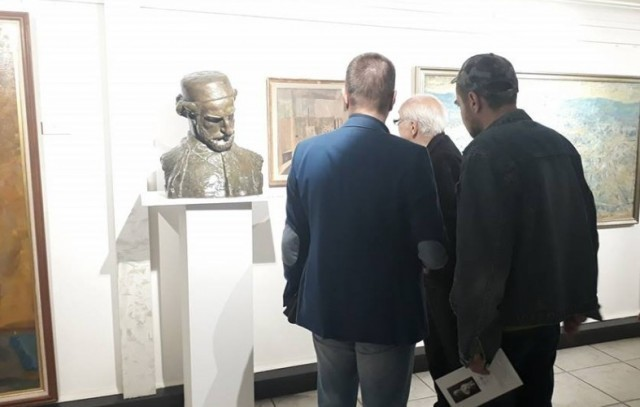 Уметничка збирка сликара и вајара САНУ у Лесковцу