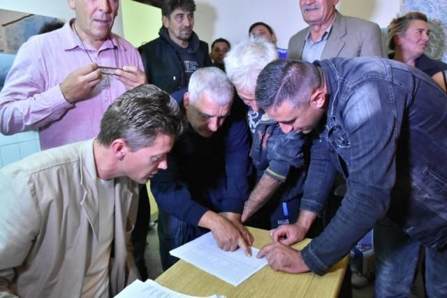 Решен проблем: Мештани Сечанице добили први рачун за воду и одложено плаћање дуга