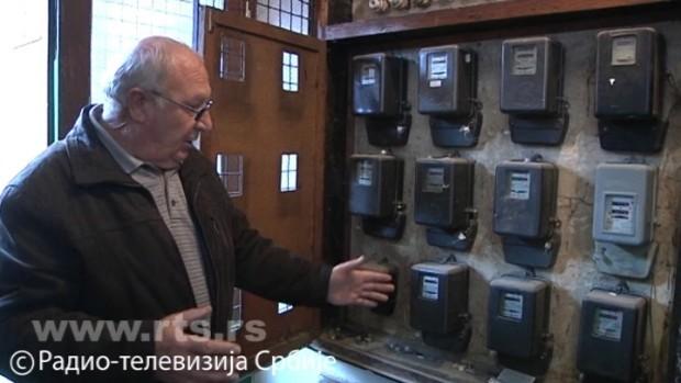 Пензионер из Прокупља седам месеци без струје