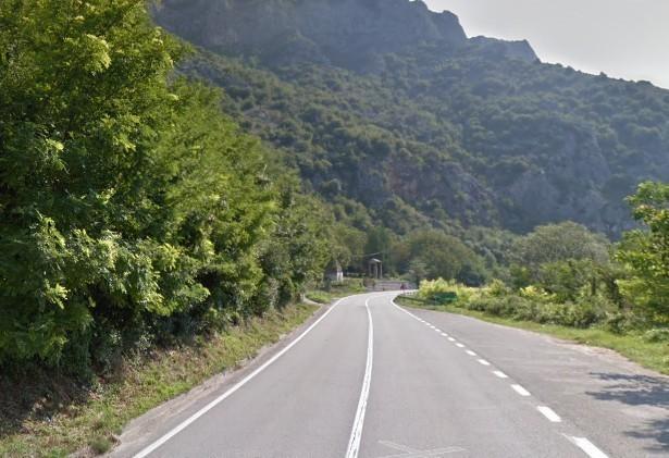Iz Nišavskog okruga apeluju na opreznu vožnju kroz Sićevačku klisuru