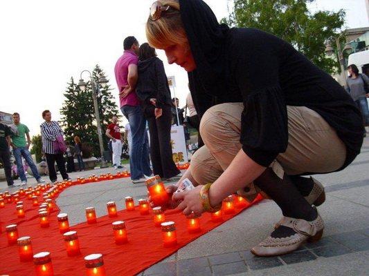 Дан сећања на умрле од СИДЕ