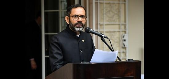 Амбасадор Индије у посети Нишу
