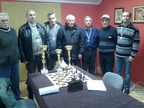 Мерошина: Традиционални Светосавски турнир у шаху одржан је и ове године на Облачинском језеру