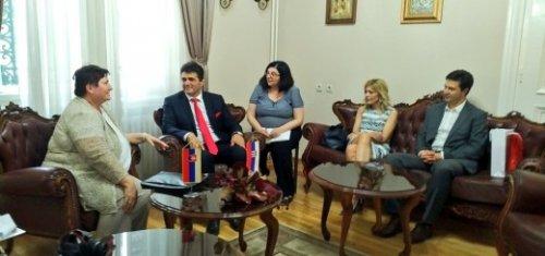 Poseta ambasadorke Republike Slovačke Nišu