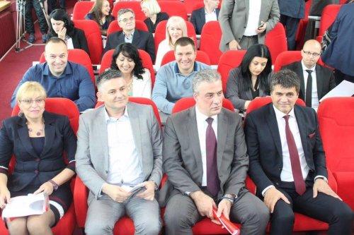 Милош Банђур, Раде Рајковић предсеник СГ и Дарко Булатовић, Фото: ФБ