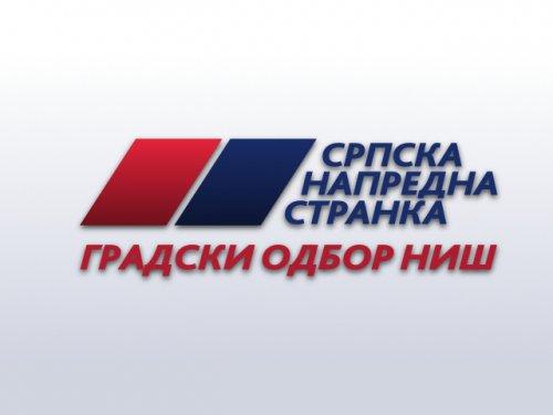 Niški naprednjaci osuđuju kampanju opozicije protiv porodice predsednika Srbije