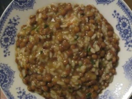 Stari recepti iz Niša: Leća (sočivo) sa pirinčem