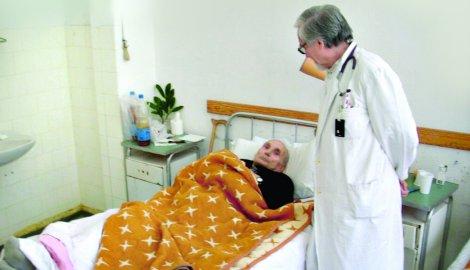 U Sokobanji se smrzavaju i teški bolesnici