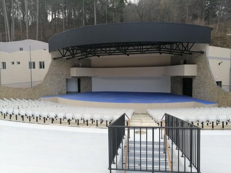 Sokobanja dobila najmoderniju Letnju pozornicu u regionu