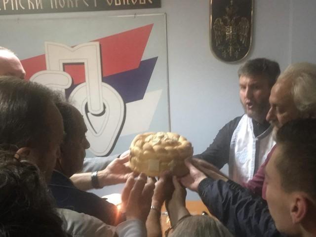 Видовдан у ГрО Српског покрета обнове