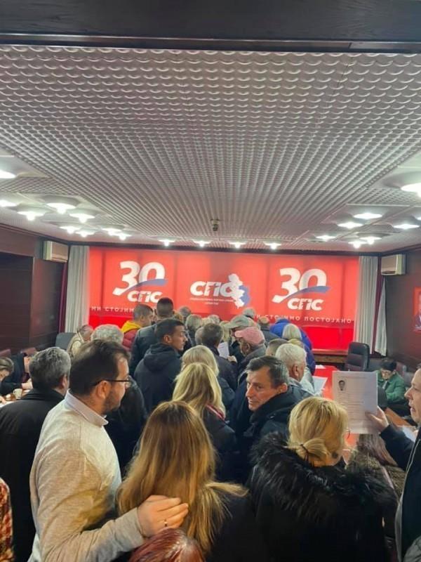 Нишки социјалисти и Јединствена Србија потписали коалициони споразум о заједничком изласку на локалне изборе