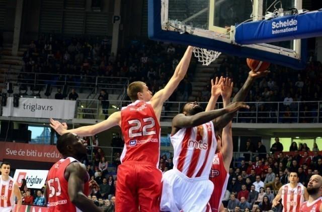Куп Радивоја Кораћа: Црвена Звезда преко ФМП-а до финала 98:82