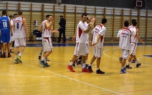 Коначно победа алексиначких кошаркаша: Напредак КК - Беко 86:77