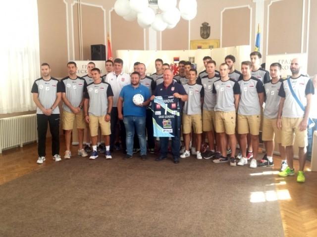 Лесковац домаћин Балканског првенства за кадете у одбојци