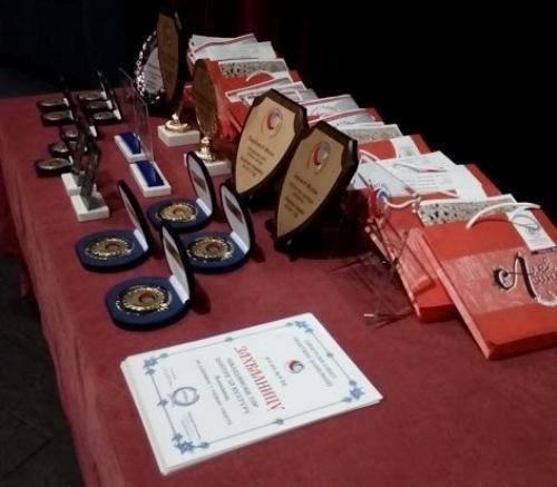 Додељена признања најбољим спортистима Алексинца у 2017. години
