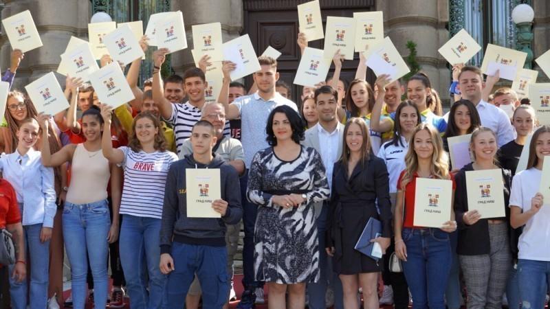 Стипендије за најбоље младе спортисте у Нишу