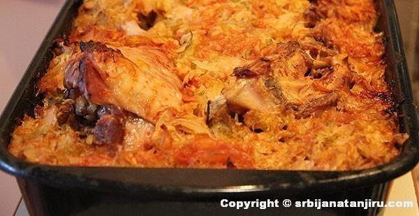 Kao ilustracija, fotografija sa sajta: srbijanatanjiru.com