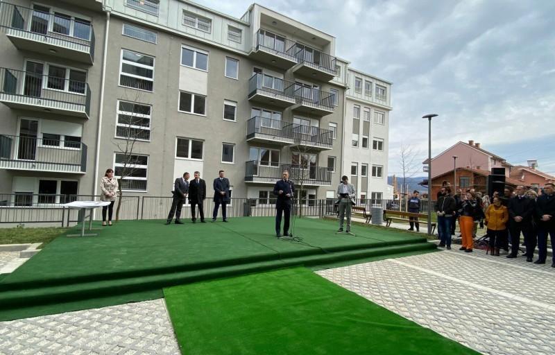 У Врању уручени кључеви од 39 станова припадницима снага безбедности
