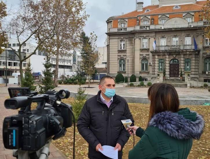 Stanković pozvao građane na jedinstvo, solidarnost, poštovanje mera i dao predloge