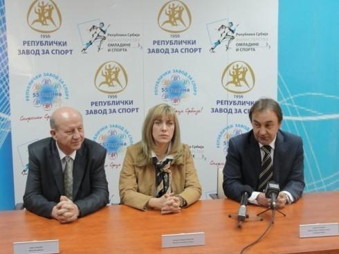 Састанак министарке омладине и министра здравља