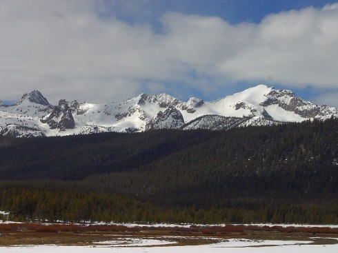 Нагло захлађење: На планинама снег