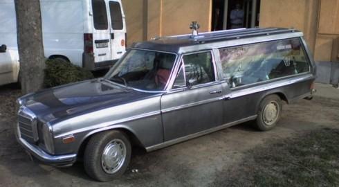 Ukrao pogrebni auto i vozikao se po Nišu! | Južna Srbija Info vesti