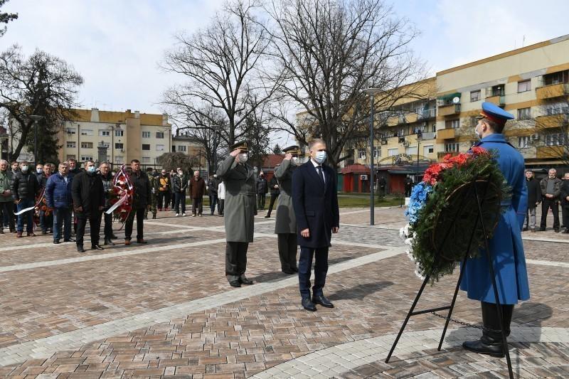 Стефановић у Куршумлији: Са поносом се сећамо херојских дела